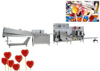 Multicolor Irregular Candy Production Line , 3D Lollipop Production Line