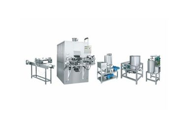 Multi Function Snack Food Production Line , Egg Roll / Wafer Production Line