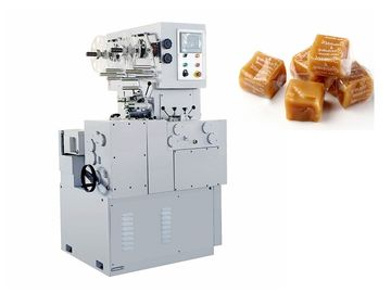 Full Automatic Swiss Sugus Candy Packing Cutting Machine With Temperature Constant System