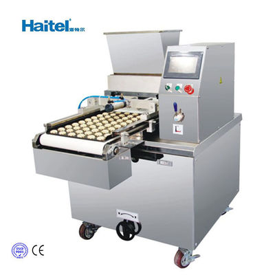 HTL-420 Manufacturing Automatic Fortune Cookies Biscuit Making Machine Production Line